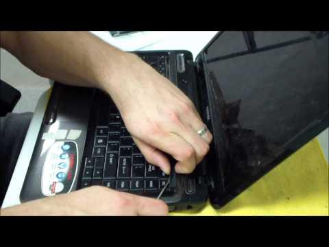 Toshiba Satellite L645D AC DC Power Jack Repair