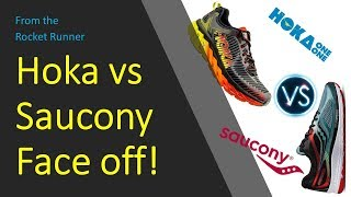 Hoka Arahi vs Saucony Guide 10 - Which is the Top Dog of Stability and cushioning?