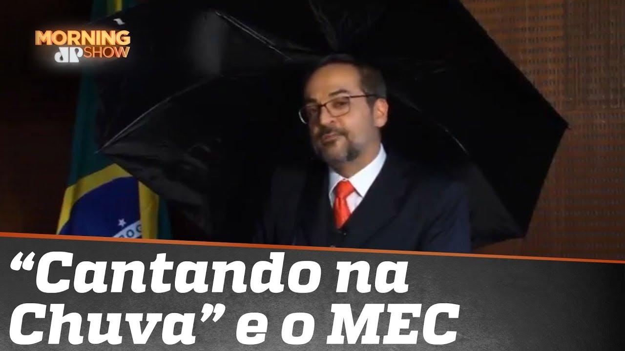 Mico Ou Humor Sadio Ministro Abraham Weintraub Diz Estar