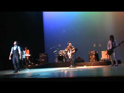 FIVE MINUTES ~ AISYAH 2 cover By EVOLUTION BAND