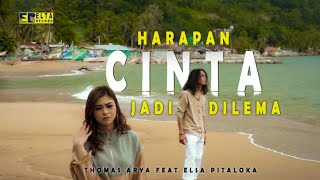 Gambar cover Thomas Arya Feat Elsa Pitaloka - Harapan Cinta Jadi Dilema [Slow Rock Terbaru 2019] Official Video