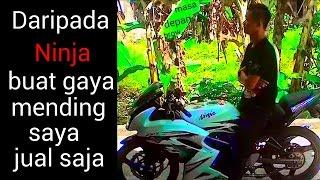 Breeding kicau | motor ninja untuk modal - cara bisnis modal nekat