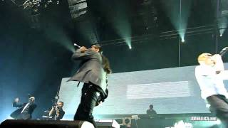 Far East Movement - Girls on the Dance Floor (Live in Jakarta, Indonesia, 15 March 2011)