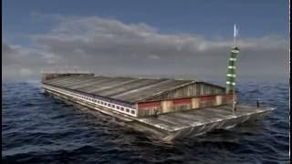 Китайские супер-корабли Открытия древности