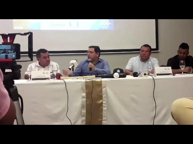 """""""Son hinchas de mentira""""Martínez critica a los que condenan el descenso del Unión Magdalena"""