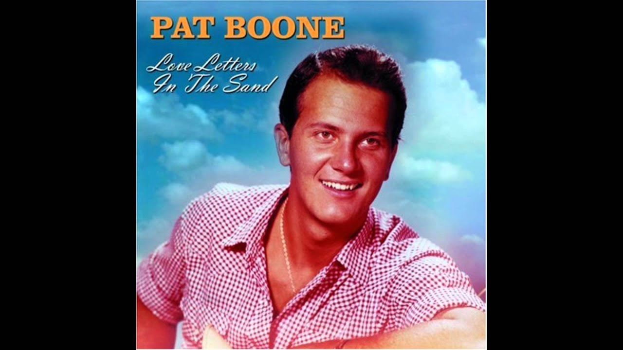 pat boone love letters in the sand pat boone letters in the sand billboard no 6 1957 23911