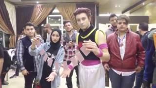 Jotaku Anime con 2017 (Jordan Amman)