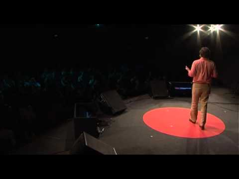 How to create a world of opportunities: Ilias Poulias at TEDxThessaloniki