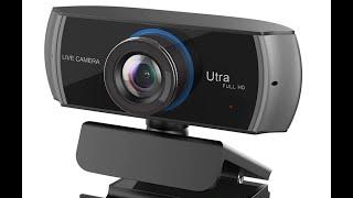 HD веб-камера Unzano Розпакування
