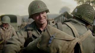 Прохождение Call of Duty®: WWII Сложность  Ветеран #2