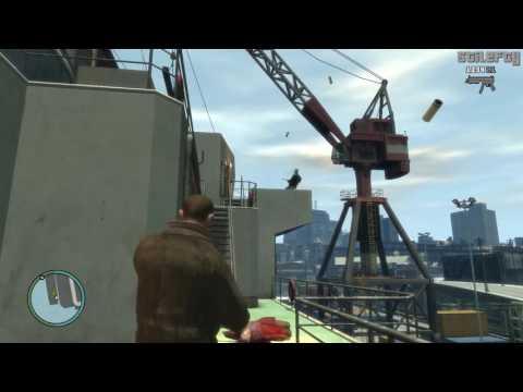 GTA 4 - Mission #86 - A Dish Served Cold (1080p) [Revenge]