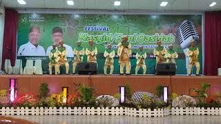 Juara 1 Rebana Klasik Festival Nasyid/Seni Qasidah Tingkat Kota Medan 2018