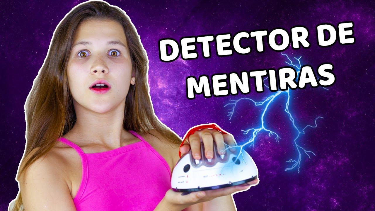 MÍ PAPÁ ME PUSO UN DETECTOR DE MENTIRAS ⚡ DETECTOR DE MENTIRAS CHALLENGE EXTREMO | Daniela Golubeva