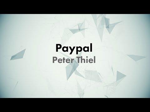 CONF@42 - Paypal - Peter Thiel