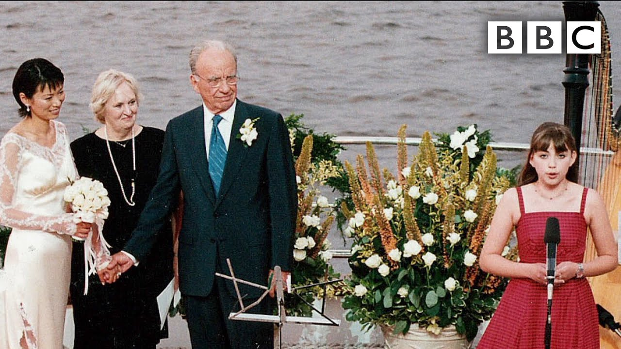 'I turned down £100k when I sang at Murdoch's wedding' - BBC