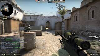 Counter-strike  Global Offensive | Capturé avec GeForce GTX