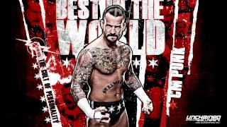 WWE CM Punk Theme Song 2012 (WWE Edit) Download Link by Edgar Lazarte ((FULL HD 1080p))