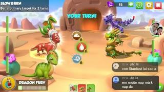 Live Stream Dragon mania legends Boss Đảo Rồng Huyền Thoại ngày 709