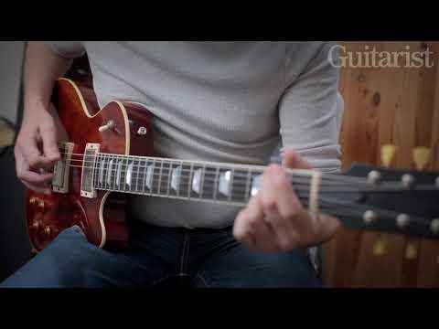 Eastman SB 59/V Guitar Demo