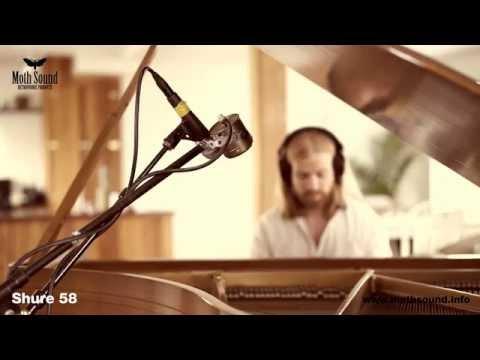 Moth Sound - The Real Retrophonic Sound - Piano Demo