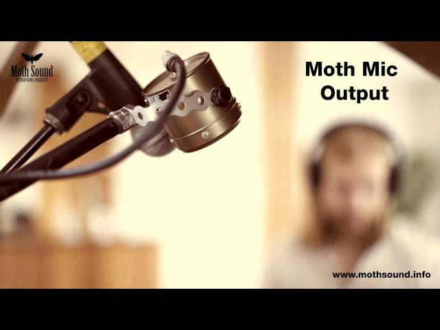 Moth Sound - The Real Retrophonic Sound - Piano Demo