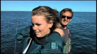 Bobbing with Belugas