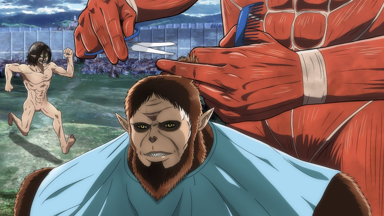 Download Attack on Titan At 3AM