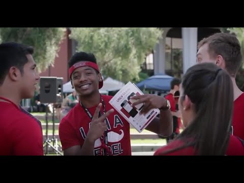 UNLV Welcome 2015