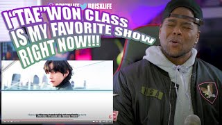 BTS V - Sweet Night (ITAEWON CLASS OST Part.12) Lyrics | REACTION!!!