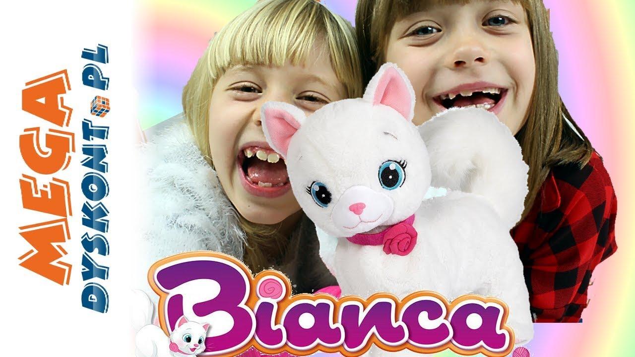 Bianca Kotek Interaktywny Tm Toys Club Petz Kreatywne Zabawki