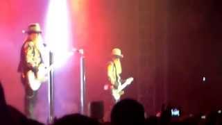 ZZ TOP - Gimme All Your Lovin - Live At The Marquee Cork 2013