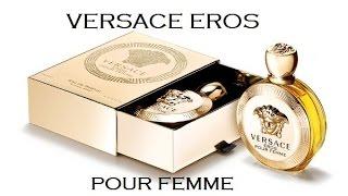 Fragrance Review | Versace Eros Pour Femme EDP