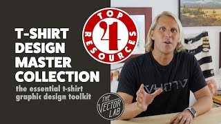 T Shirt Design Master Collection Top 4 Resources