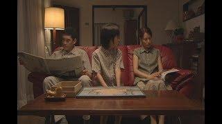 和父母团聚在客厅的沙发的片刻,是我(神木隆之介)幸福的时候,但是从...