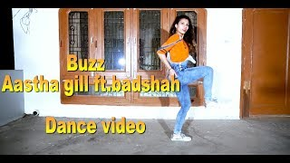 aastha gill buzz song