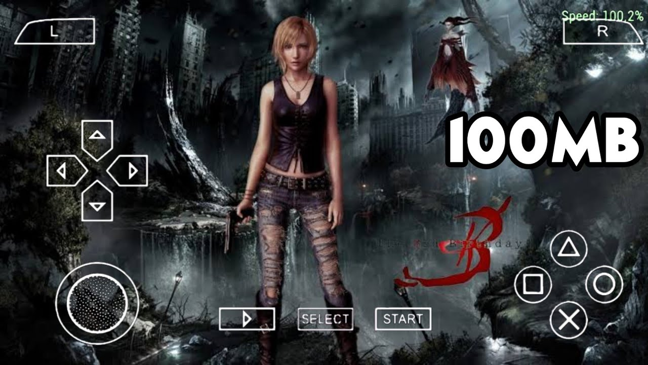 100mb Download The 3rd Birthday Game For Android Highly