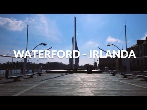 Intercâmbio em Waterford, Irlanda