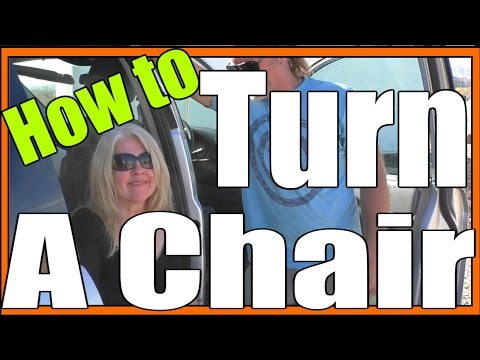 How to Turn a Car Seat Around in your Van - YouTube