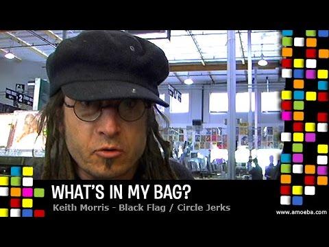 Keith Morris - What's In My Bag?