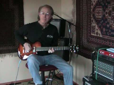 Mercy Mercy - Guitar Chord Solo - Jim Wright - YouTube