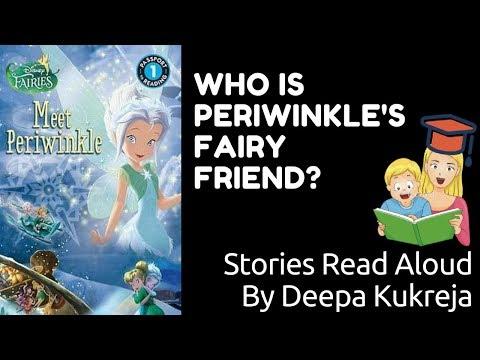 Meet Periwinkle | Disney Fairies | Celeste Sisler | Little Brown And Company | Read Aloud