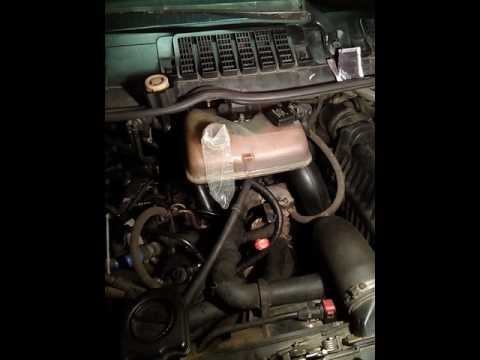 Замена прокладки головки блока ситроен джампер Замена троса газа ниссан патфайндер r51