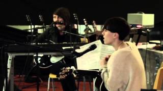 Tegan and Sara - Back in Your Head (Live) [Get Along DVD]