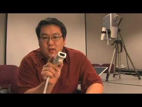 Pizarra electrónica de bajo costo usando un Wiimote
