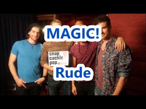 MAGIC! - Rude (Download Link in the Description)