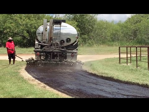 Amazing Modern Asphalt Road Construction Technology - Incredible Fastest Road Paving Machines
