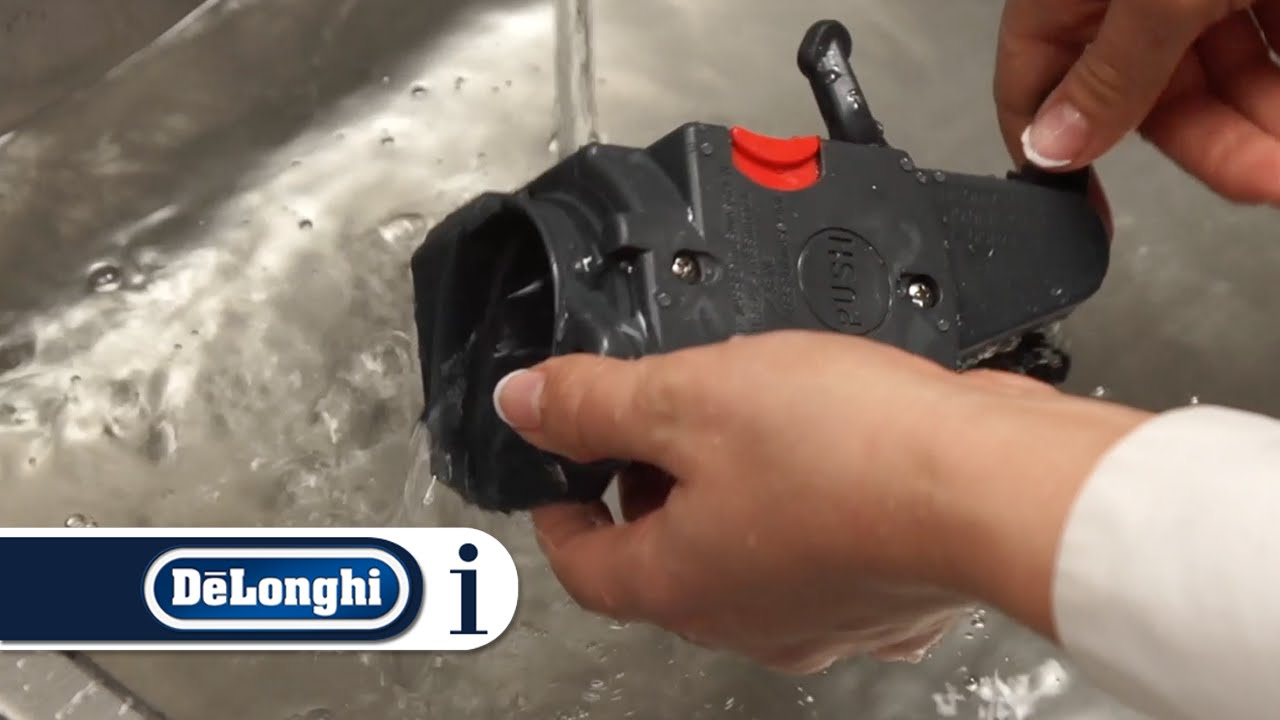 How To Clean The Infuser Of Your De Longhi Primadonna