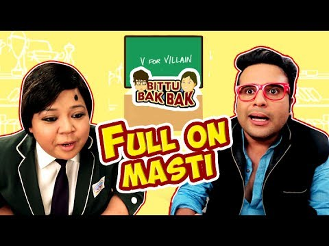 Bittu Bak Bak | Fun Unlimited | Krushna and Bharti thumbnail