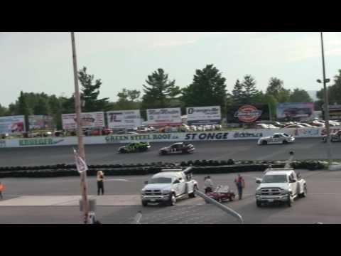 Sunset Speedway Mighty Mini Fast Qualifier Dash 2016 09 10