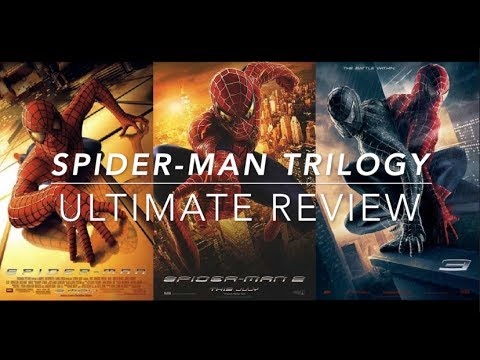 Spider-man Trilogy: Ultimate Review
